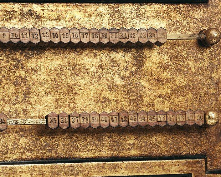 Billar Clasico Anni-40 Fiore