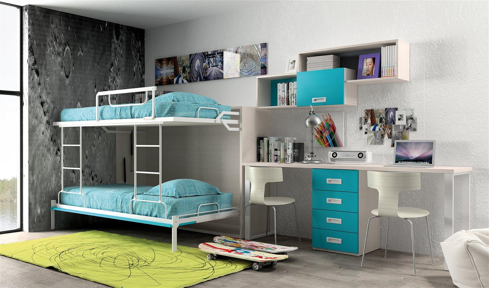 Dormitorio juvenil Macondo