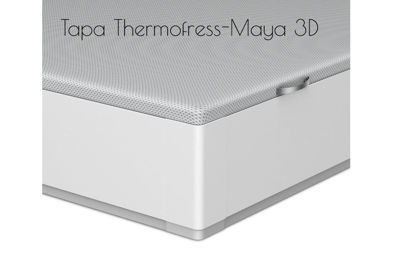 Canape abatible Florencia 3D