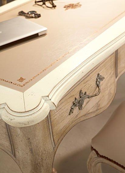Mesa de despacho clásica Luis XV