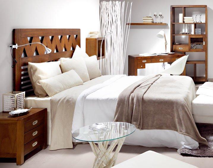 Dormitorio Colonial Flash