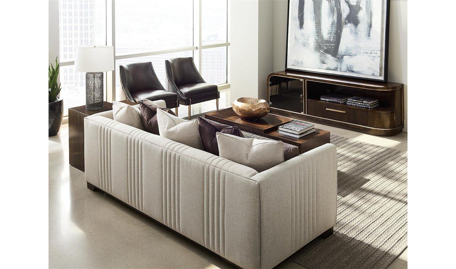 Sofá moderne Streamline