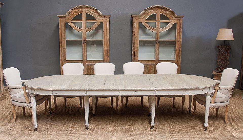 Mesa de Comedor extensible Vintage Auca