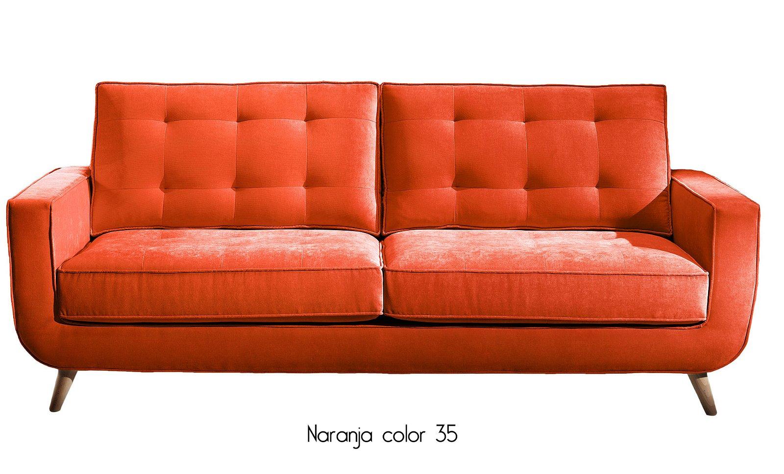 Sofá Sterling Cooper Retro Turquesa