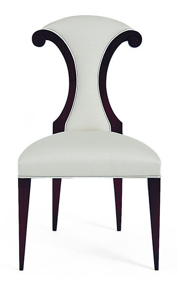 Silla A curved Christopher Guy