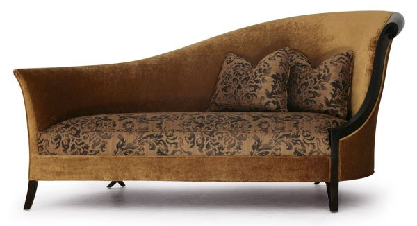 Chaise longue The dramy Christopher Guy