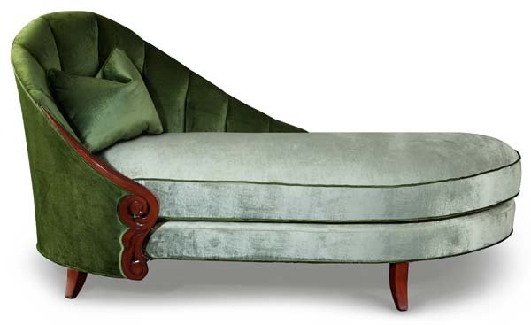 Chaise longue This true Christopher Guy