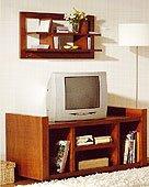 Mueble Tv Senegal con Ruedas
