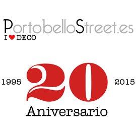 20 aniversario PortobelloStreet.es