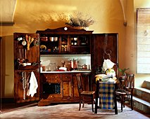 Cocina Charlotte Orvieto