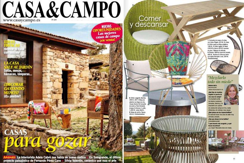 Revista Casa & Campo