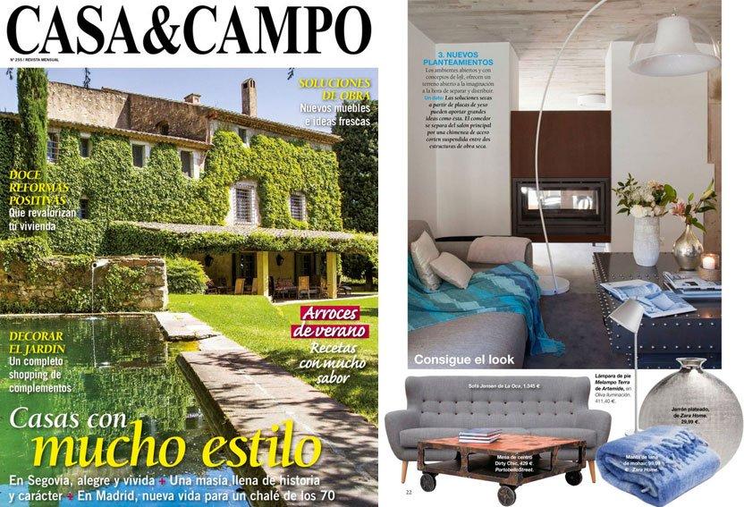 Revista Casa&Campo