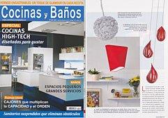 Revista Cocinas y Baños
