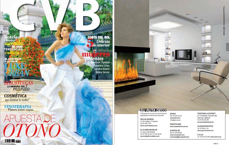 Revista CVB