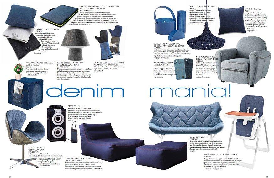 Revista De Casa Italy