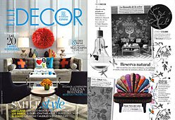 Revista Elle - Decor
