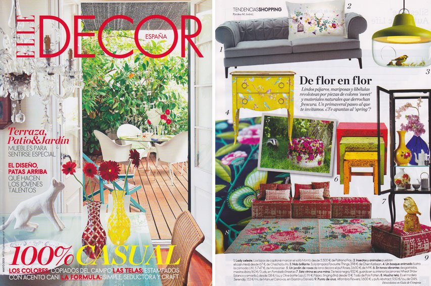 Revista Elle Decor