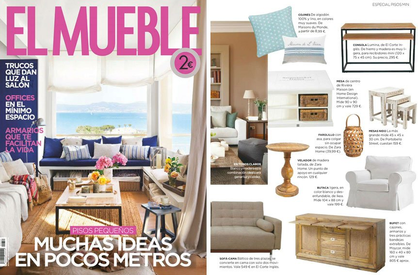 Revista El Mueble