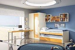 Dormitorio Pirineo bravo