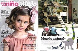 Revista Guia del Niño Moda