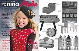 Revista Guía del Niño Moda