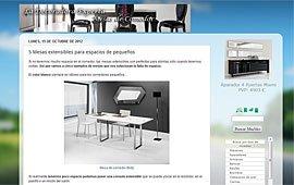 5 Mesas extensibles para espacios de pequeños