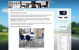 5 Mesas extensibles de diseño en La Decoradora Experta