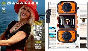 Revista Magazine - El Mundo