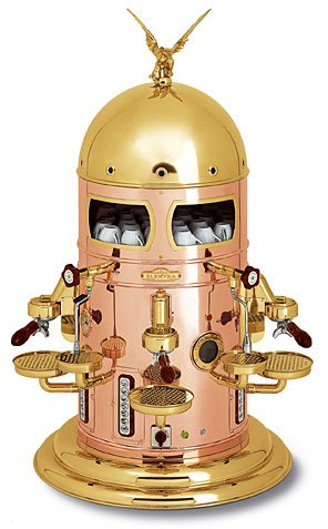 Máquina de café División Bar modelo Belle Epoque