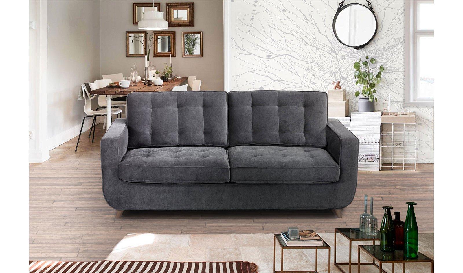 Sofá cama retro Sterling Cooper