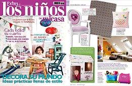 Revista Mi Casa Extra Niños