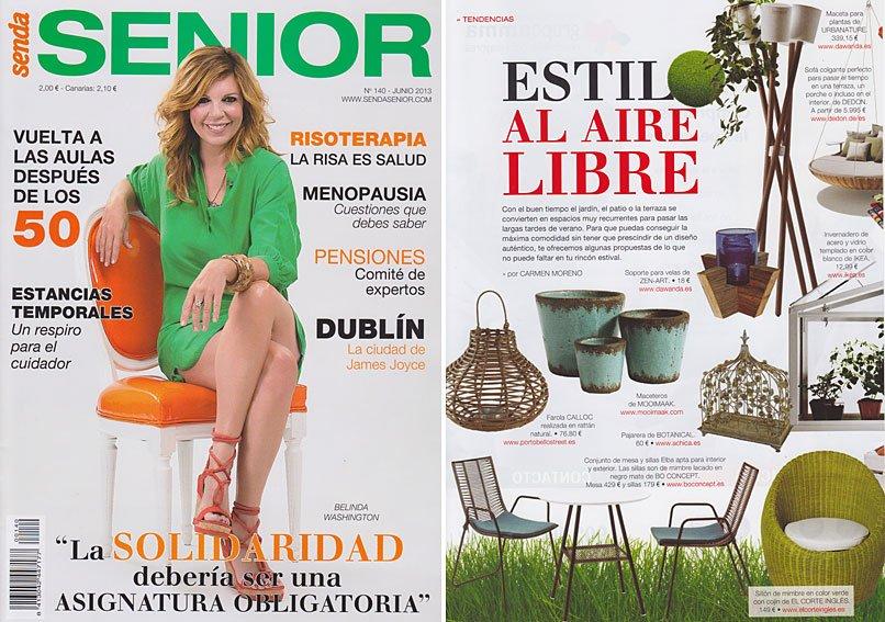Revista Senda Junior