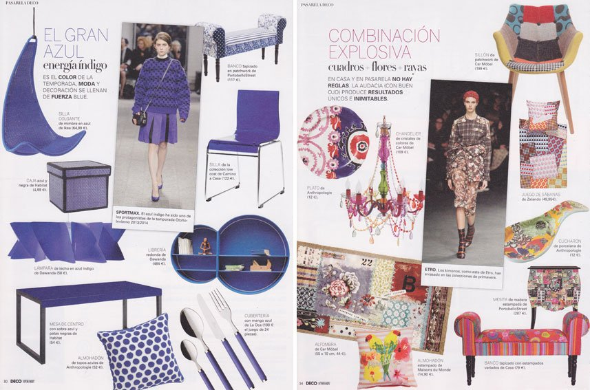 Revista Woman Deco