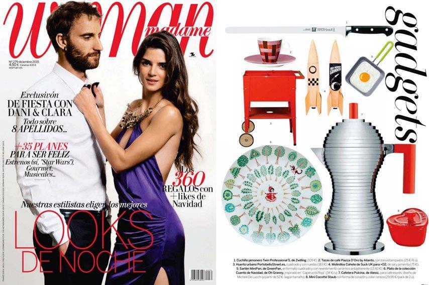 Revista Woman Madame