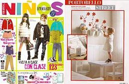 Revista Woman Niños