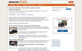 """La cama redonda: cuánto mide, cuánto cuesta y dónde comprarla en """"About.com"""""""