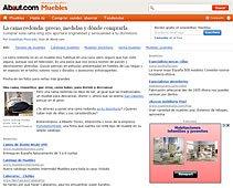 Camas Redondas con Portobello en about.com