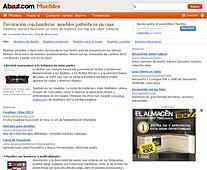 Decoración con Banderas con Portobello en about.com