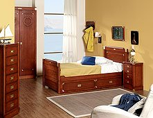 Dormitorio Camarote 2