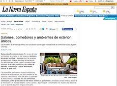 Ambientes de exterior con Portobello en lne.es