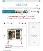 Aparadores vintage con estilo con Portobello