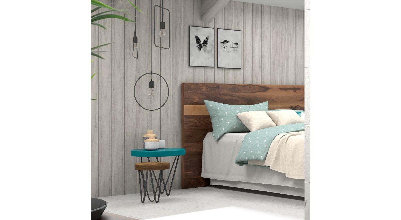 Dormitorio industrial Loft III