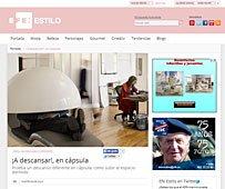 ¡A descansar!, en cápsula con Portobello en efeestilo.com
