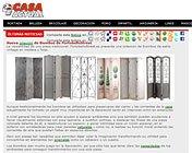 Nueva colección de Biombos de PortobelloStreet en CasaActual