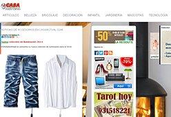 Iluminación con Portobello en casaactual.com