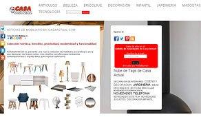 Colección Nórdica, Sencillez, Modernidad y funcionalidad con Portobello en casaactual.com