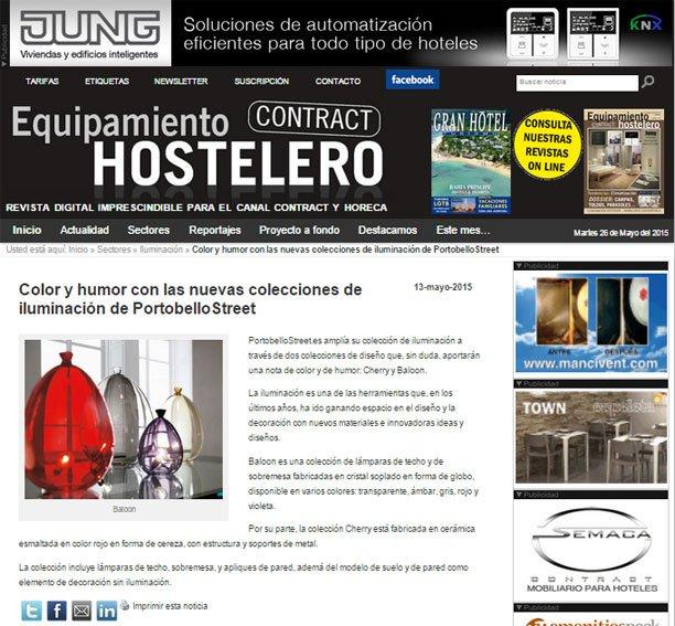 Color y humor con las nuevas colecciones de iluminación de Portobello