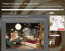 Como en casa en ningun sitio en comoencasaenningunsitio-cjm.blogspot.com.es