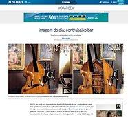Contrabajo bar con Portobello en oglobo.globo.com