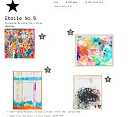 Cuadros canvas con Portobello en etoileno5.com